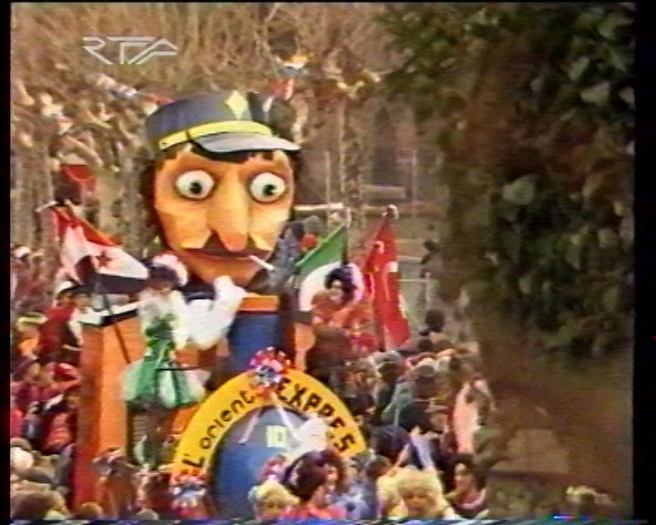 1986-Trottola - L'orient express