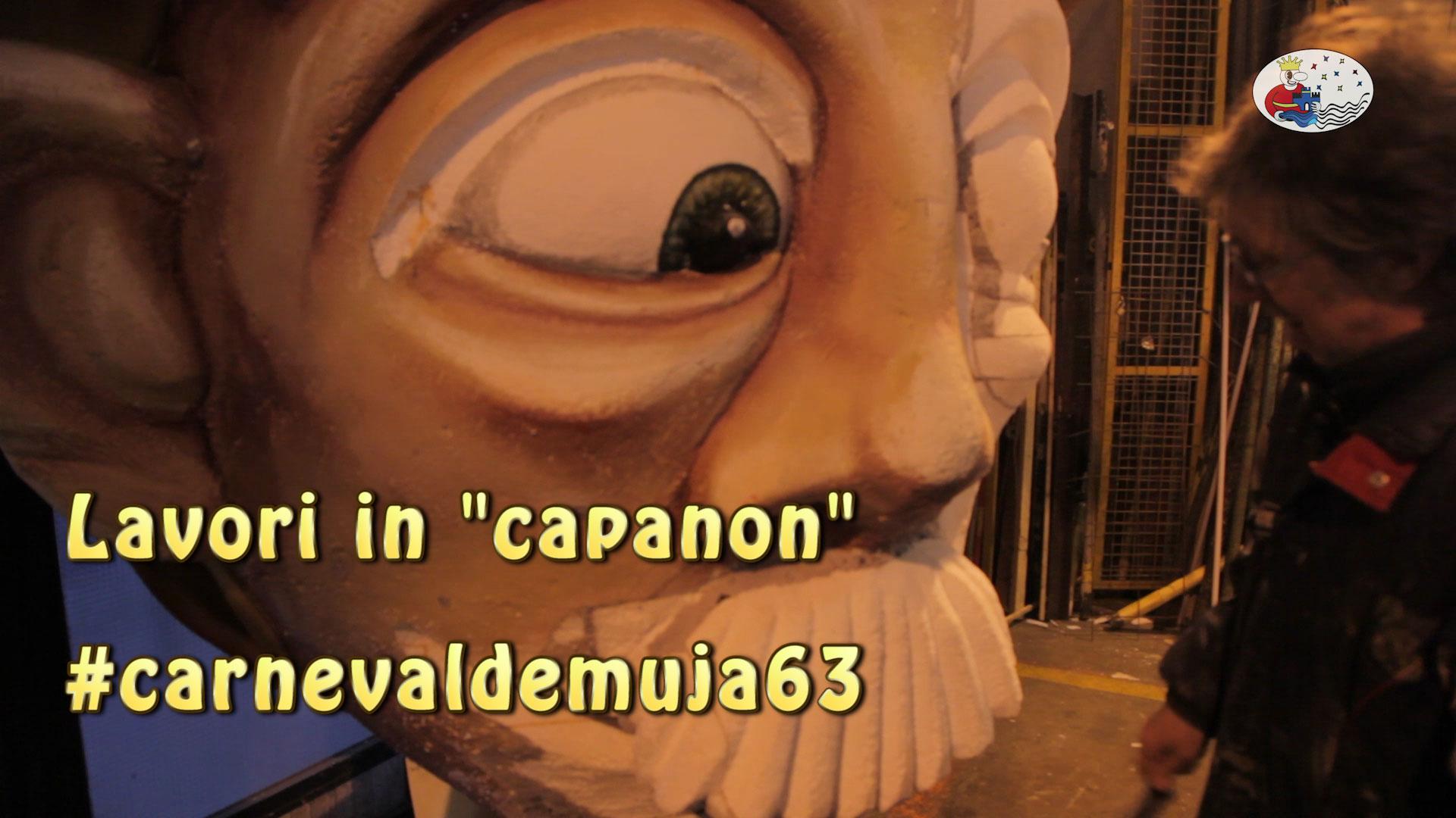 "Lavori in ""Capanon"""