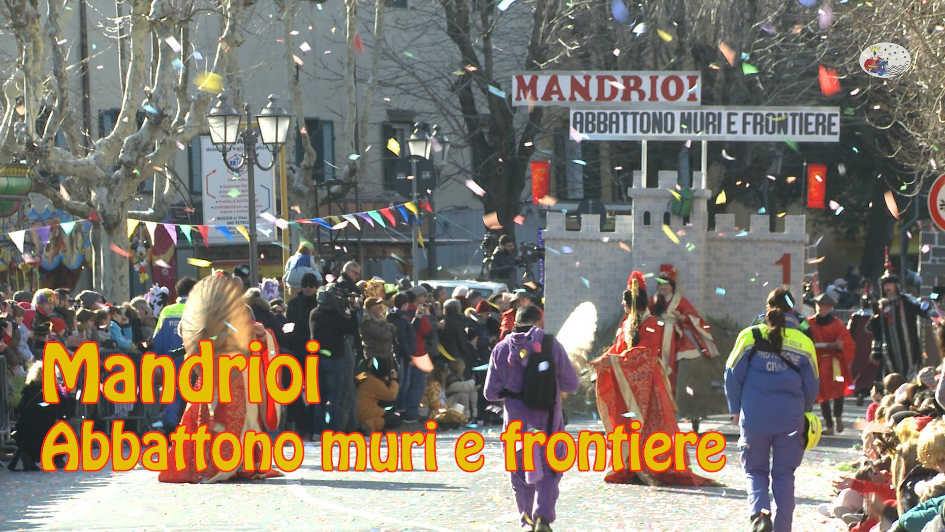 Mandrioi